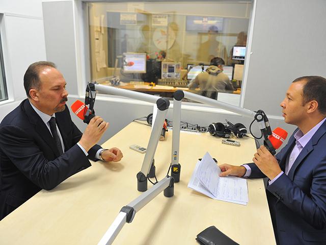 Глава Минстроя Михаил Мень: «Нашим строителям пора забывать о сверхприбылях»