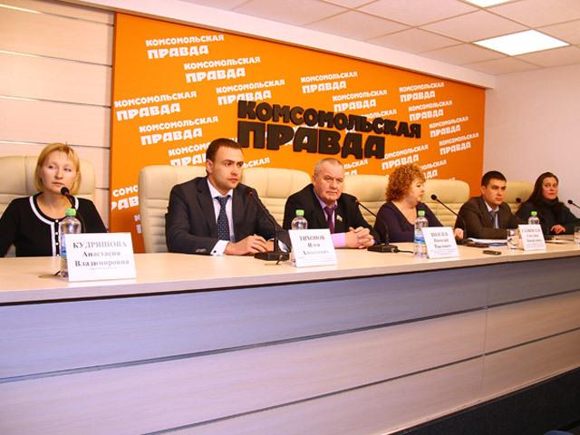 Поддержка сельского хозяйства - пресс-конференция