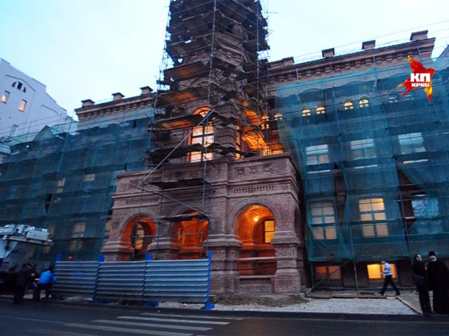На Воробьевых горах поставят памятник крестителю Руси