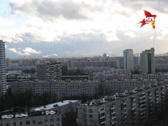 Капризы московской погоды