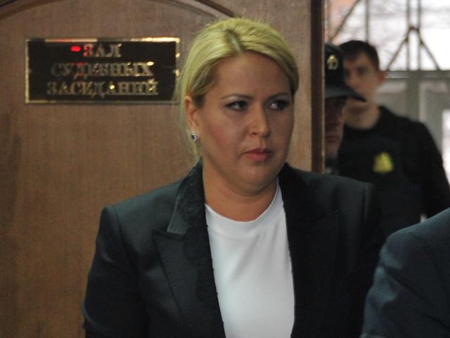 В Преснеском суде Москвы прошло заседание по уголовному делу бывшей начальницы депаратамента имущественных отношений Минобороны Евгении Васильевой
