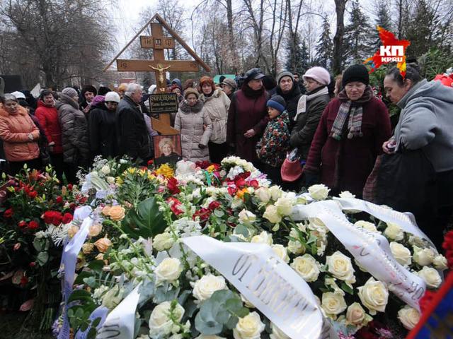 В Москве простились с Еленой Образцовой  - легендой мировой оперной сцены