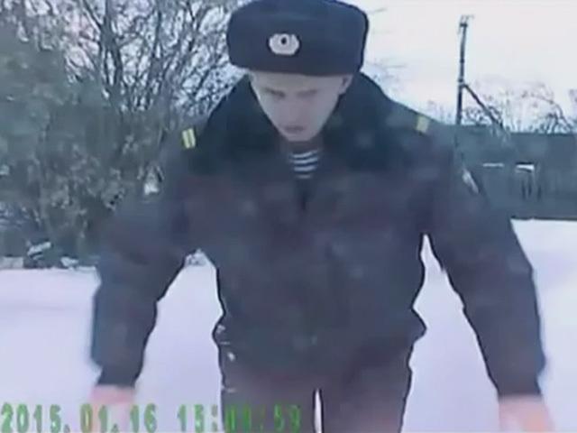 Житель Балахны переоделся в полицейского и записал компрометирующее видео