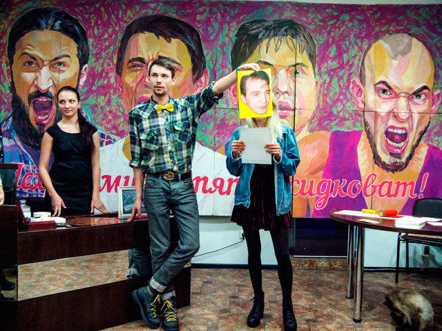 Программа Ивана Дмитриева о барнаульском искусстве «В поисках художника», часть 1