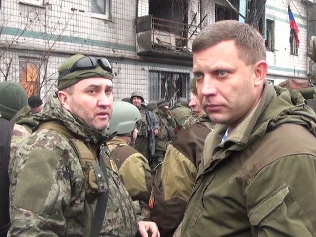 Александр Захарченко: «Враг Украины - это её правительство»