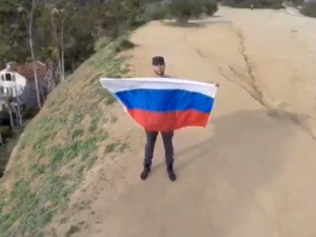 Тимати арестовали в Голливуде за российский флаг