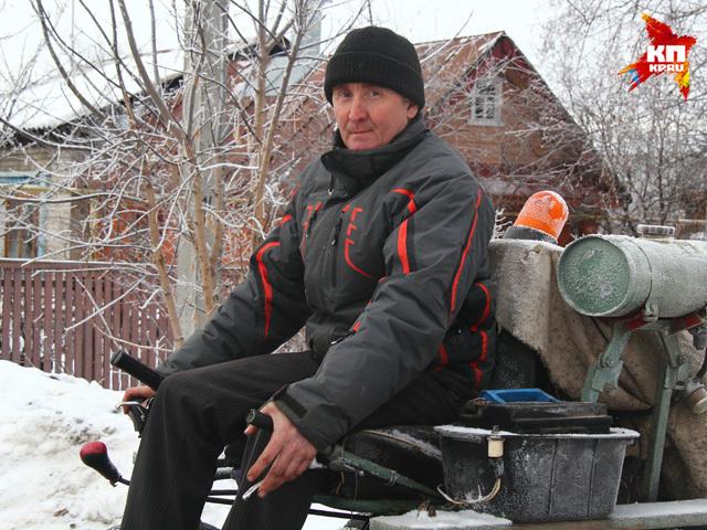 Изобретатель из Выксы собирает чудо-машины из автохлама