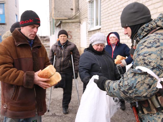 Жители Красного партизана: Нас не поставят на колени — жили и будем жить!