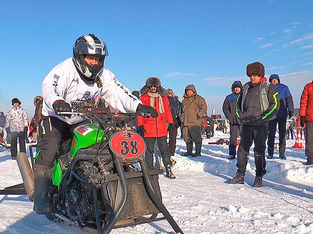 На соревнованиях унимото SNOWDOGS под Самарой участвовал рекордсмен Книги Гиннесса