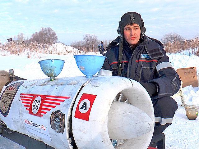 Тольяттинец собрал унимото-ракету
