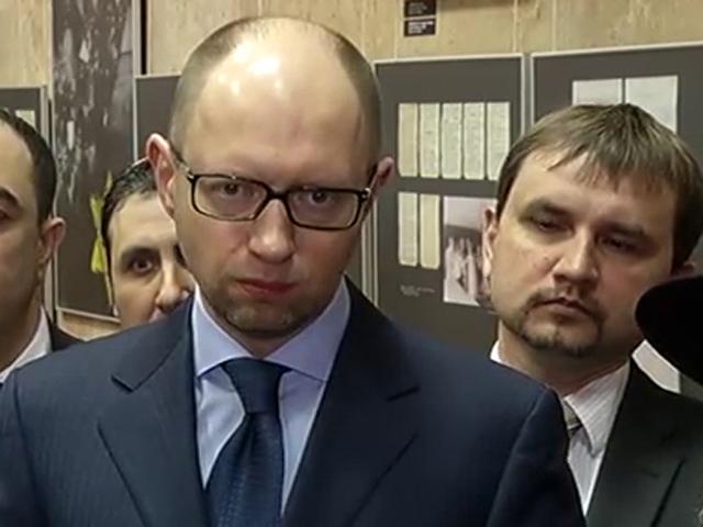 Арсений ЯЦЕНЮК: «Освенцим освободили украинцы!»