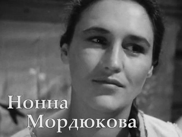 "Проект ""Прямая речь"". Нонна Мордюкова"