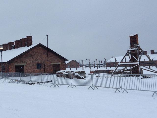 Освенцим 70 лет спустя