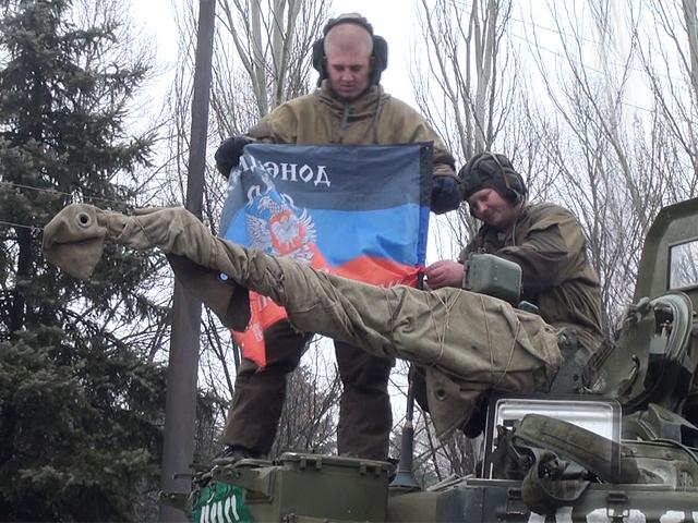 Ополченцы заперли в котле 8-тысячную группировку украинской армии