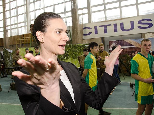 Елена Исинбаева о возвращении в большой спорт