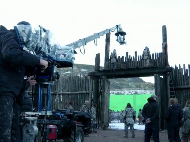 "Как снимали 5 сезон сериала ""Игра престолов"""