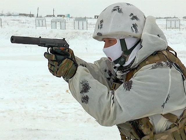 Как работают снайперы в боевой обстановке