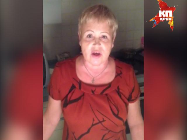 Мама Даны Борисовой записала видеообращение к журналистам