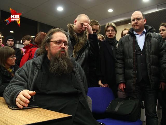 Отец Андрей Кураев рассказал нижегородцам о Великом посте