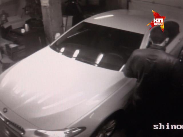 В столице в моде угоны машин с автомоек