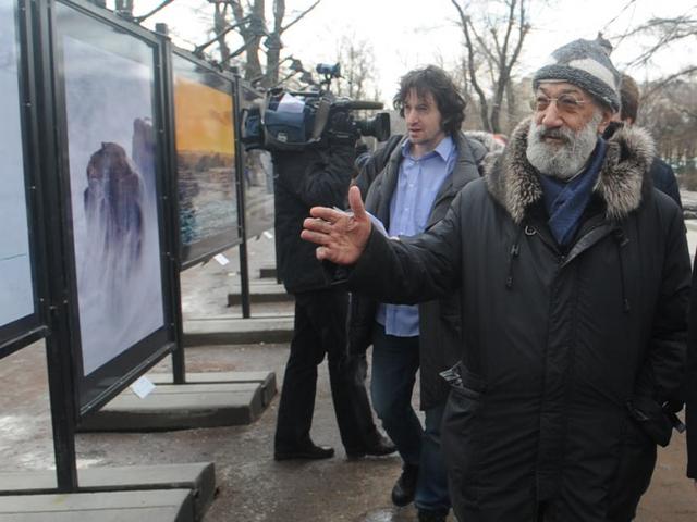 На Тверском бульваре открылась фотовыставка  «Арктика: вчера, сегодня, завтра»