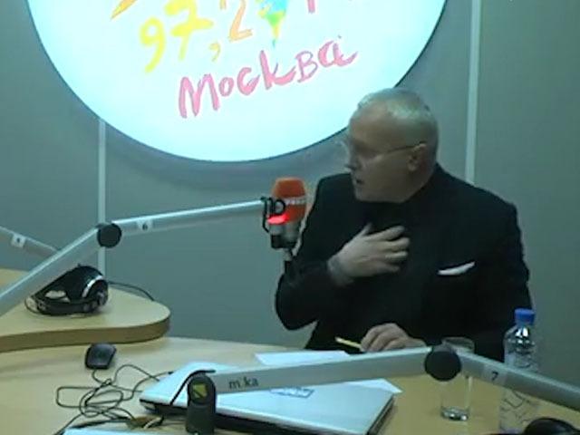 """Александр Лебедев в прямом эфире """"КП"""": """"Проблемы не в ценах на нефть"""""""