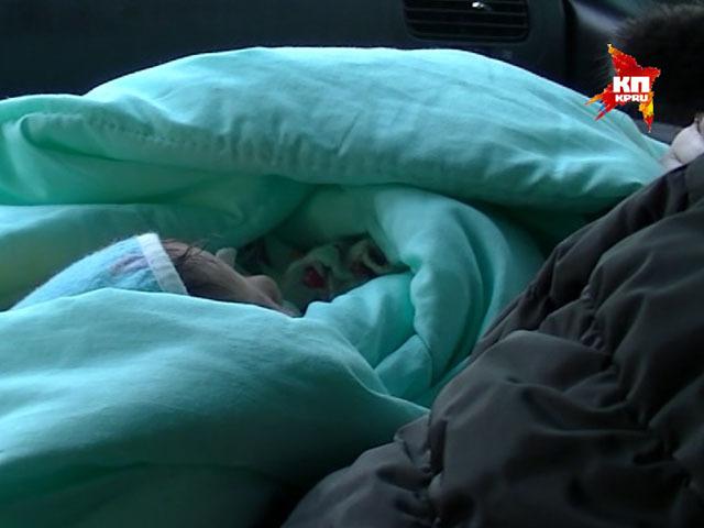 В Мытищах мигранты купили новорожденную девочку