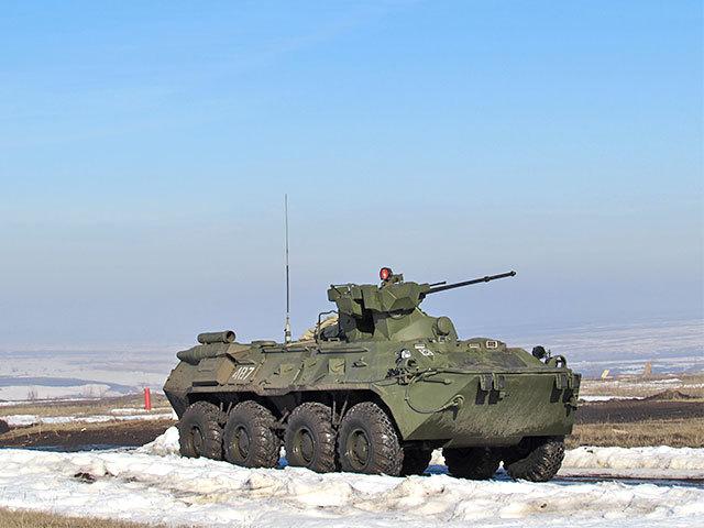 В Рощинском под Самарой проходят общероссийские военные учения