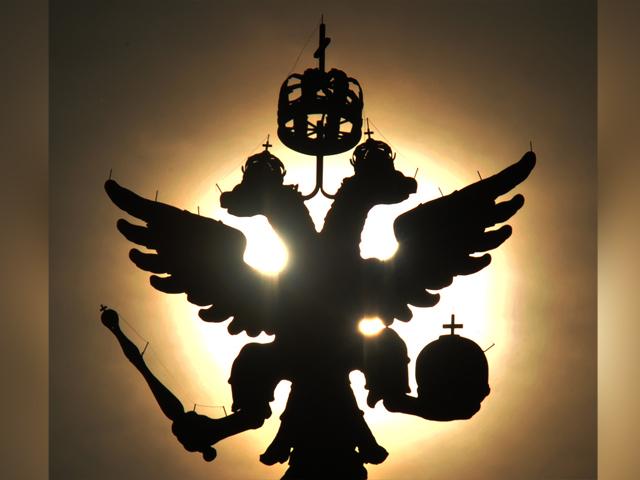В Москве солнечное затмение можно было наблюдать с Красной плошади