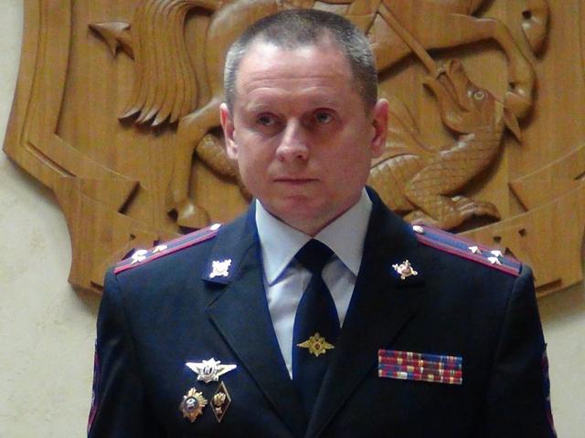 Новым начальником ГИБДД Москвы стал  Виктор Коваленко