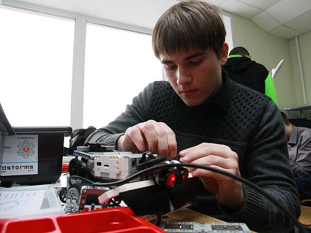 В Алтайском крае открыли модульную школу (март 2015 года)