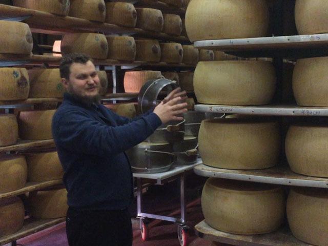Как обычный москвич решил сыроваром стать