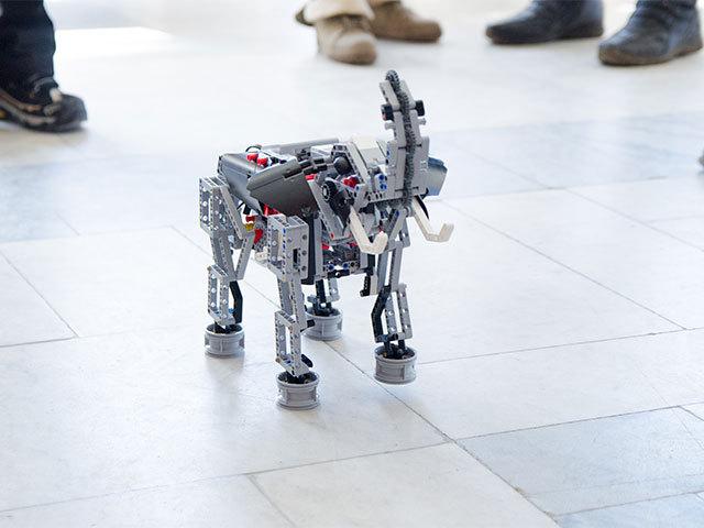 """В Самаре прошел фестиваль робототехники """"Робомарафон 2015"""""""
