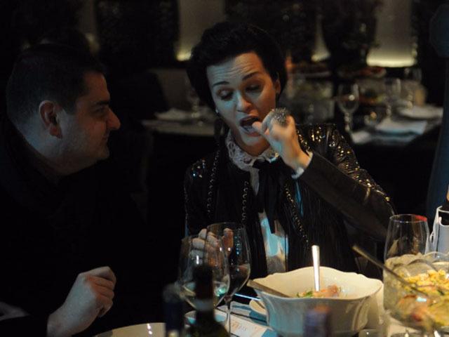 В Москве прошел ужин в честь премии «МУЗ-ТВ 2015»