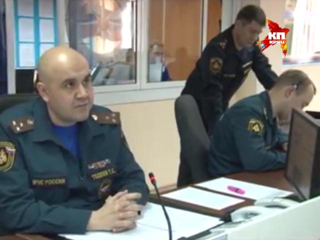 Замначальника регионального центра МЧС Тимур Тедеев: На траулере находилось 132 человека
