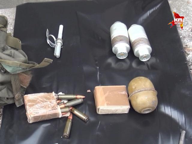 На окраине столицы Кабардино-Балкарии ликвидировали террориста
