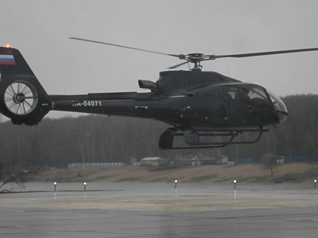 В Москве появилась новая транспортная услуга - такси-вертолет