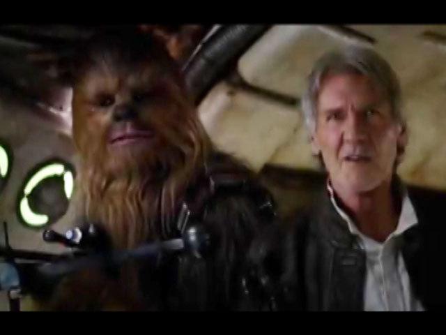 Новый трейлер «Звездных войн» вызвал бурную реакцию в соцсетях