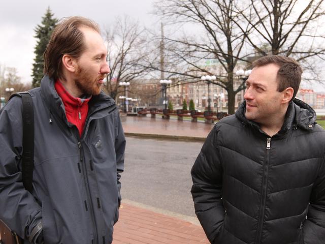 Политические эмигранты: «Донбасс обетованный»