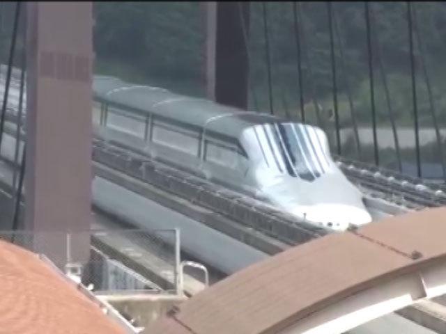 Японский поезд установил новый рекорд скорости, разогнавшись до 603 км/ч