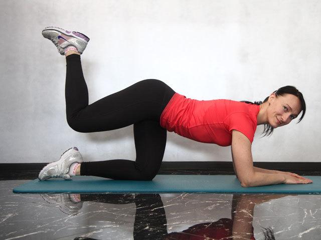 Лепим фигуру дома: упражнения для основных групп мышц