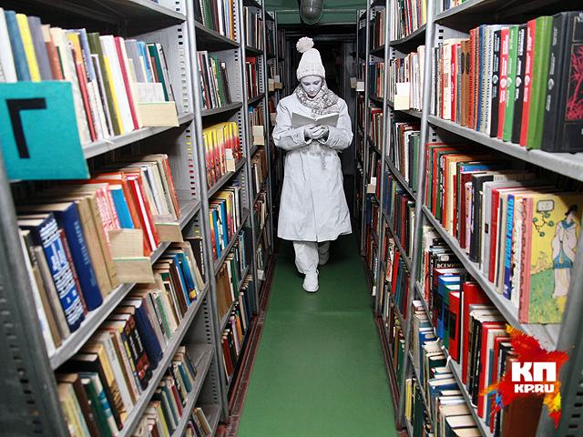 «Библионочь-2015» в Барнауле: читатели отправились в путешествие во времени