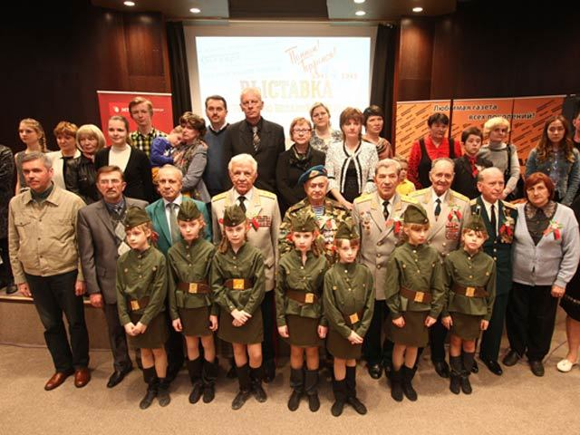 К 70-летию Великой Победы: Спасибо за Память!