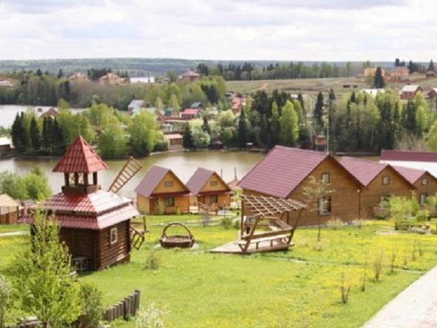 Туристическая деревня Заречное