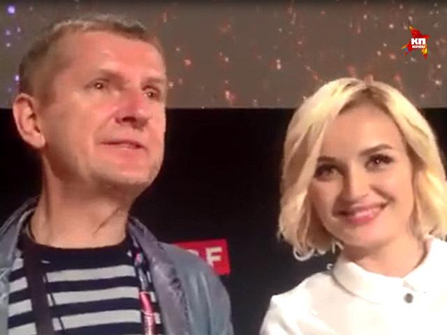 Полина Гагарина о своем выступлении в полуфинале Евровидения