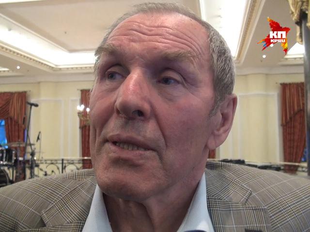 Поздравление Вячеслава Старшинова