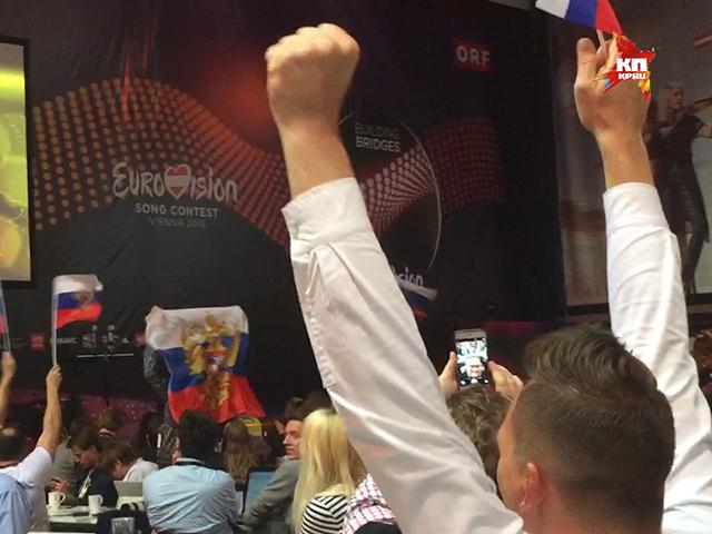 """Полина Гагарина заняла второе место на """"Евровидении"""", уступив певцу из Швеции"""
