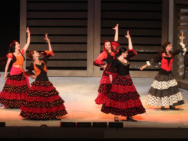 В Большом театре Беларуси впервые станцуют фламенко