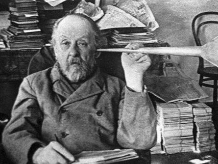Великие ученые: Константин Циолковский