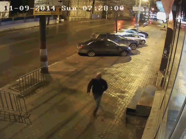 Камера засняла подозреваемого в убийстве Марии Гликиной